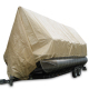 Navigloo Boat Shelter for 25 ft. - 26 ft . Pontoon Boats (Covers Motor)