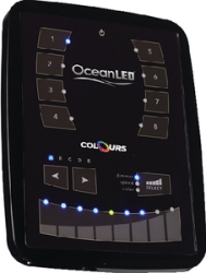 DMX WIFI Touch Panel Controller - Ocean LED