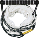 2-Section Ski/Tube Rope (Hydroslide)