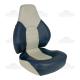 Fish Pro Folding Chair, Blue/Gray