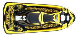 SeaDoo RXT IS, X-IS 260 & aS 260 2009-2012, GTX Limited IS 2009-2012, GTX S 155 2012