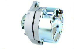 Delco 10SI 1-Wire Alternator to Replace Original Mando Applications for Mercruiser 12V 63Amp