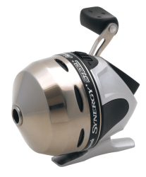 Shakespeare Synergy Steel Spincast Reels Reel Size:6, Handed: Right