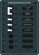 Main Circuit Breaker Panel + 6 Positions