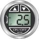 Faria Chesapeake SS Black Series - Depth Sounder