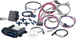 Auto Glide Kit For Dual Ram w/o GPS Antenna