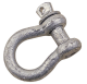 Screw Pin Anchor Shackles - SeaDog Line