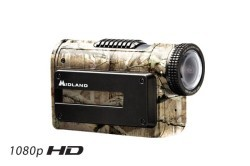 1080P HD Camera w/Submersible Case, Camo