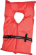 Type II Life Jacket, Adult Oversize Orange