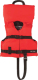 Infant/Child General Purpose Vest, Red
