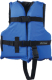 GEN PURPOSE VEST CHILD BLU/BLK - ONYX