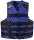 PFD ADULT NYLON BLUE S/M - FULL THROTTLE