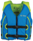 PFD ALL ADVENT YOUTH GRN/BLUE - ONYX