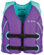 PFD ALL ADVENT YOUTH AQUA/PURP - ONYX
