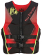 PFD MEN RAPID-DRY FLEX-B RED L - FULL THROTTLE