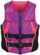 Women's Hinged Rapid-Dry Flex-Back Vest - Full Throttle