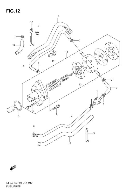 Fuel Pump (Df9, 9t)