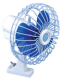"Oscillating Fan, 6"", 12V - Seachoice"