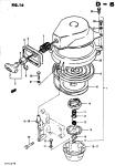 Starter, Model Vz (E13, E40)