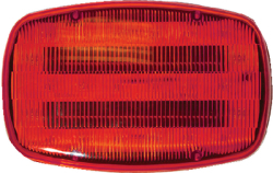 LED Warning Light, Red - Anderson Marine