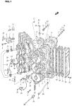 Cylinder Head (Dt150/175/200)(~Model:94)