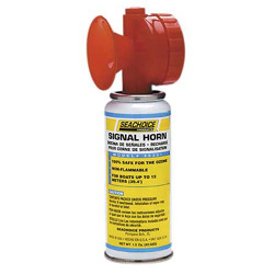 Signal Horn Kit, 1.5 Oz - Seachoice