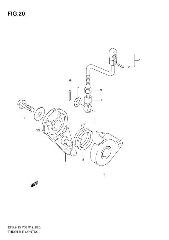 Throttle Control (Df9, 9t)
