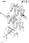 Clamp Bracket (Model G/J)