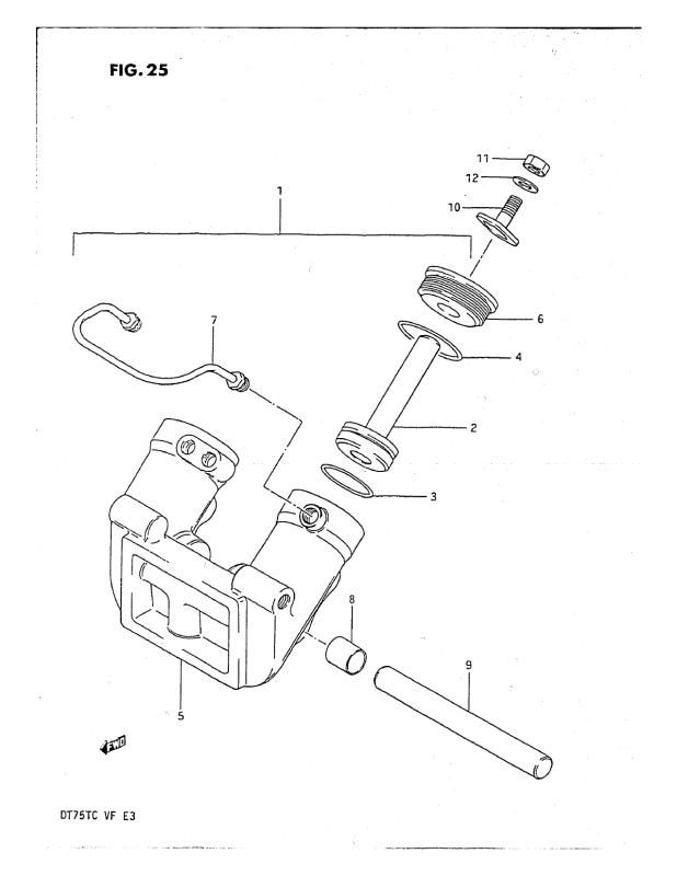 Trim Cylinder (Model Ve/Vf)