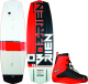 O'Brien Bruce 132 Wakeboard with Red/Blac …