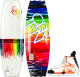 O'Brien Siren 124 Wakeboard with Nova Jr. …