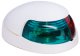 Quasar Red Green Bow Light, White Housing - Attwood