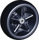 DOCK ROLLER WHEEL 24 -RIGID