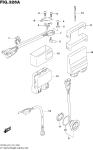 Ptt Switch/Engine Control Unit