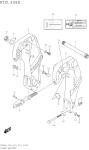 Clamp Bracket (Df25aq P03)