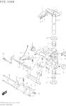 Swivel Bracket (Df25ar P03)