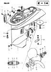 Gear Case (Model J/Vz)