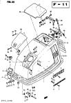 Engine Cover (Model Vz)
