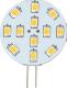 LIGHT G4 SIDE PIN 10 LED WW