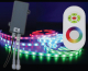 LED RGB KIT 7M FLX STRIP W/CON