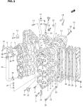 Cylinder Head (Dt150s)(Model:93~97)
