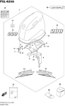 Engine Cover (For 0ep) (Df200at E03)