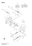 Clamp Bracket (Df8a P03)