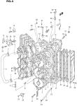Cylinder Head (Dt200efi/150efi ~Model:97)