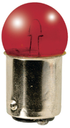 RED REPLACEMENT BULB 12V - 10W