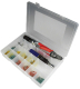 78PC HEAT SHRINK KIT W/ TOOLS