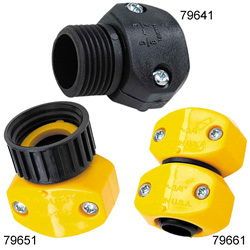 "Male Hose Coupling, 5/8"" to 3/4"" - Seachoice"
