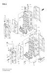 Cylinder Head (Df250t)