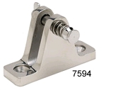 Deck Hinge W/Removable Pin