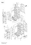 Cylinder Head (Df250st)